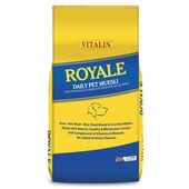 Vitalin Royale Daily Pet Muesli Complete With 18% Meat