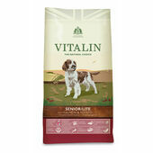Vitalin Natural Senior / Light Salmon & Potato Dog Food