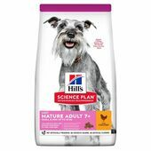 Hill's Science Plan Canine Light Adult Mature 7+ Mini Chicken 2.5kg
