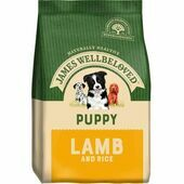 James Wellbeloved Lamb & Rice Puppy Dog Food
