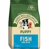 James Wellbeloved Fish & Rice Puppy Dog Food