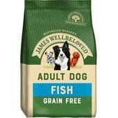 James Wellbeloved Grain-Free Fish & Veg Adult Dry Dog Food