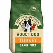James Wellbeloved Grain-Free Turkey & Veg Adult Dry Dog Food