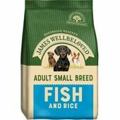 James Wellbeloved Small Breed Fish & Rice Adult Dry Dog Food