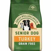 James Wellbeloved Grain Free Turkey & Vegetables Senior Dog Food