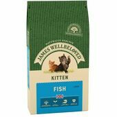 James Wellbeloved Fish Hypoallergenic Kitten Food