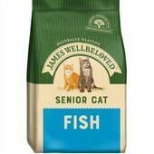 James Wellbeloved Senior Fish Cat Food