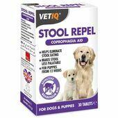 VetIQ Dog & Puppy Stool Repel 30 Tablets
