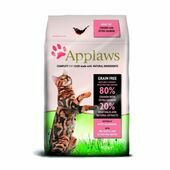 Applaws Hypoallergenic Salmon & Veg Adult Cat Food