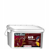 Versele Laga NutriBird A19 High Energy Parrot Hand-rearing Food 3kg