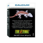 Exo Terra Reptile Calcium Powder Supplement