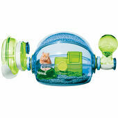 Habitrail OVO Home Hamster Cage Blue Edition