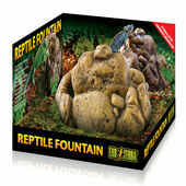 Exo Terra Reptile Fountain Waterdish