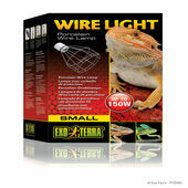 Exo Terra Clamp Wire Lamp Holder 40-150w