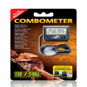 Exo Terra Combo Thermometer & Hygrometer