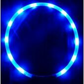 AniMate Walking Mate Flashing LED Band Blue 70cm