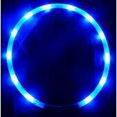 AniMate Walking Mate Flashing LED Band Blue 70cm