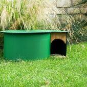 Wildlife World Hogilo Green Hedgehog House