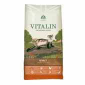 Vitalin Natural Chicken & Rice Ferret Food