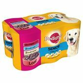 Pedigree Can Senior Multi 6 x 400g