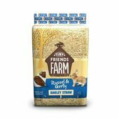 Supreme Tiny Friends Farm Natural Barley Straw 2kg