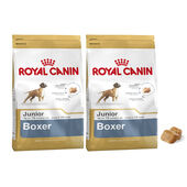 2 x 12kg - Royal Canin Multi-Buy Boxer 30 Dry Puppy (Junior Dog) Food
