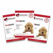 3 x Snuggle Puppy Snuggle Pet 24 Hour Heat Pack