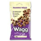 7 x 125g Wagg Training Chicken, Beef & Lamb Dog Treats