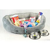 The Pet Express Large Puppy Dog Starter Kit