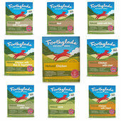 36 x 395g Forthglade Natural Menu Wet Dog Food