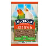 Bucktons Cockatiel & Lovebird Food 20kg