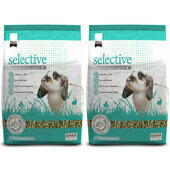 2 x 10kg Supreme Science Selective Aniseed & Fenugreek Rabbit Food Multibuy