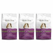 3 x 10kg Supreme Science Selective Dandelion Guinea Pig Food Multibuy