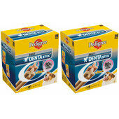 2 x 28 Pedigree Dentastix Daily Small Breed Dog Treats Multibuy - 56 Sticks