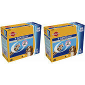 2 x 56 Pedigree Dentastix Daily Medium Breed Dog Treats Multibuy