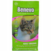 Benevo Adult Original Complete Vegetarian Cat Food - 10kg