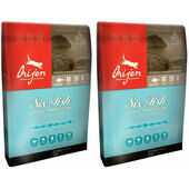 2 x 5.4kg Orijen 6 Fish Dry Cat & Kitten Food Multibuy