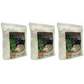 3 x 1kg Habistat Paper Flakes Advanced Vivarium Substrate Multibuy