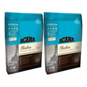 2 x 11.4kg Acana Regionals Pacifica Salmon Dry Dog Food Multibuy