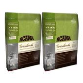 2 x 11.4kg Acana Regionals Grasslands Dry Dog Food Multibuy