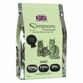 Simpsons Premium Adult 90/10 Chicken Fish & Turkey 6kg