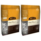 2 x 11.4kg Acana Regionals Wild Prairie Dry Dog Food Multibuy