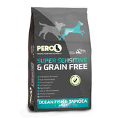 Pero Super Sensitive Ocean Fish & Tapioca Adult Dog Food