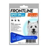 Frontline Spot On Small Dog 2-10kg