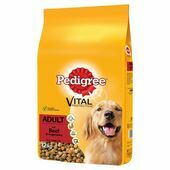 Pedigree Dry Vital Protection With Beef And Vegetable