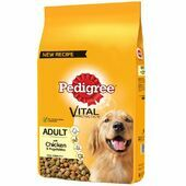 Pedigree Vital Protection Chicken And Vegetables Dry Dog Food
