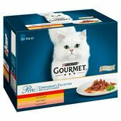 Gourmet Perle Connoisseurs Collection (Beef, Chicken, Rabbit, Salmon)