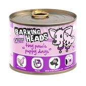 6 x Barking Heads Puppy Days Chicken Wet Dog Food