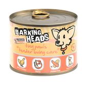 6 x 200g Barking Heads Tiny Paws Tender Loving Care Wet Dog Food