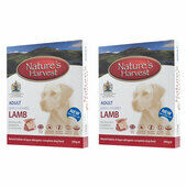 20 x 395g Nature's Harvest Adult Lamb
